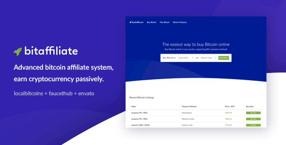 Bitcoin Affiliate System – Earn Passive Cryptocurrency