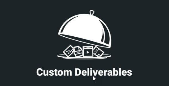 Easy Digital Downloads - Custom Deliverables
