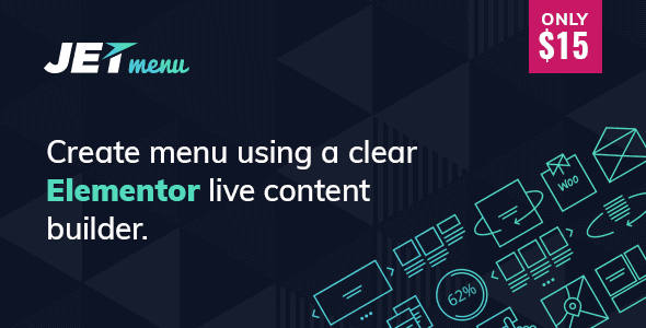 Jetmenu – Mega Menu For Elementor Page Builder