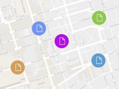 Post Type Builder Map View