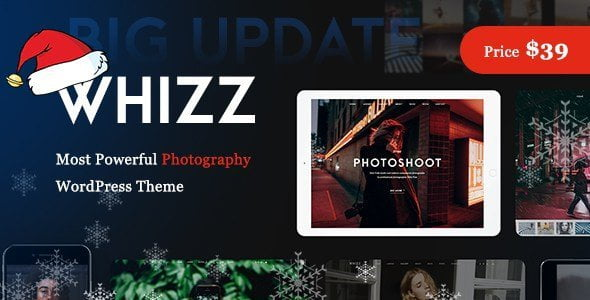 Photography | Whizz Photography Wordpress For Photography