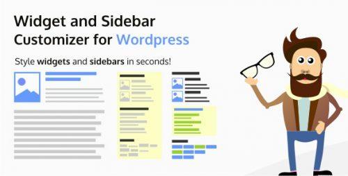 Widget And Sidebar Customizer For Wordpress