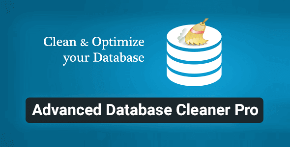 Advanced Database Cleaner Pro