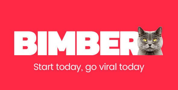 Bimber – Viral & Buzz Wordpress Theme