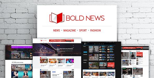 Bold News – Magazine News Newspaper