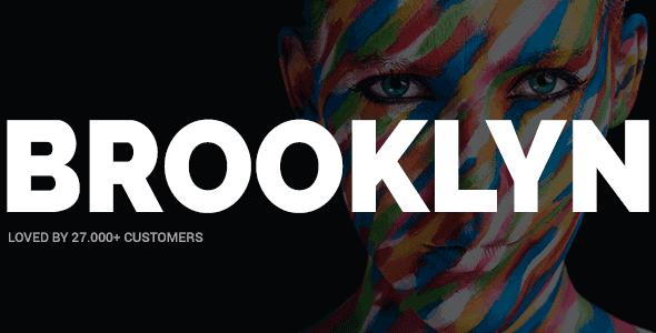 Brooklyn – Creative One Page Multi-Purpose Theme