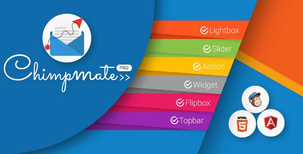 Chimpmate Pro – Wordpress Mailchimp Assistant
