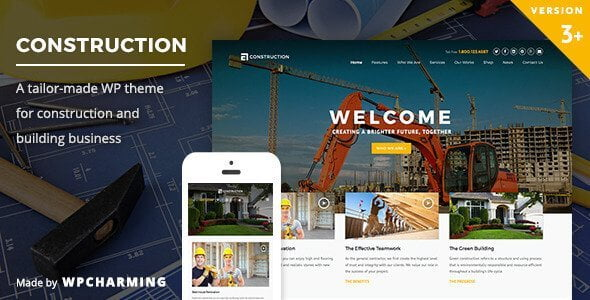 Construction – Wp Construction Building Business