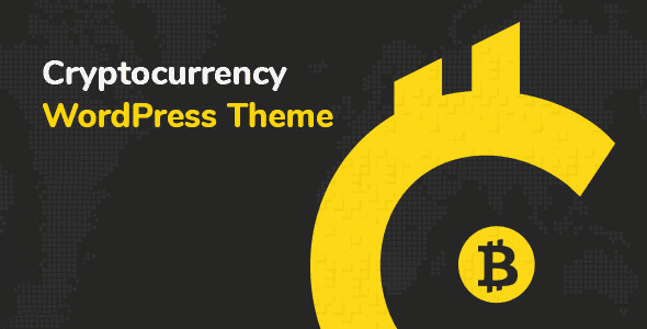 Cryptic – Cryptocurrency Wordpress Theme