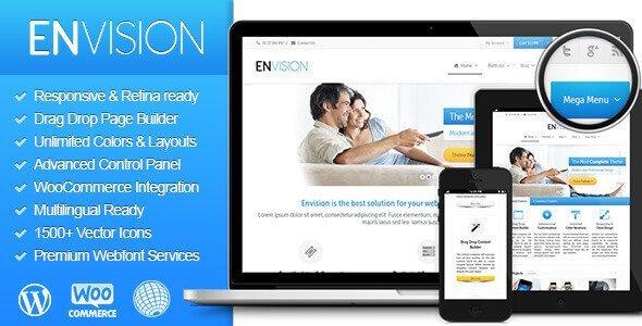 Envision – Responsive Retina Multi-Purpose Theme