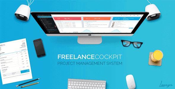 Freelance Cockpit – Project Management And Crm