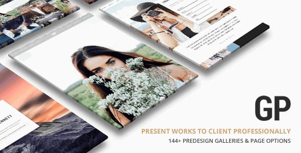 Grand Photography – Photography Wordpress