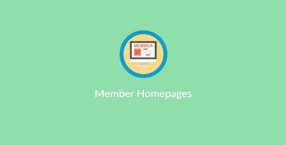 Paid Memberships Pro – Member Homepages