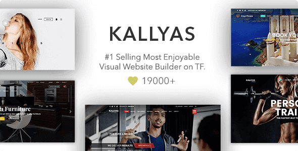 Kallyas – Responsive Multi-Purpose Wordpress Theme