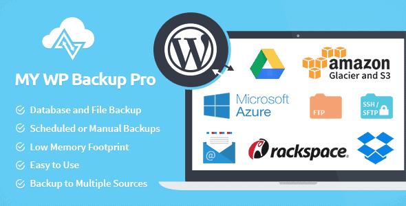 My Wp Backup Pro