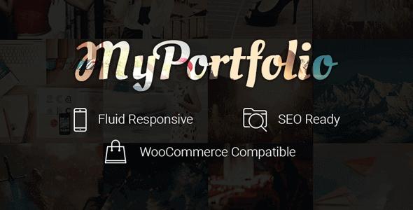 Myportfolio – Premium Wordpress Portfolio Theme