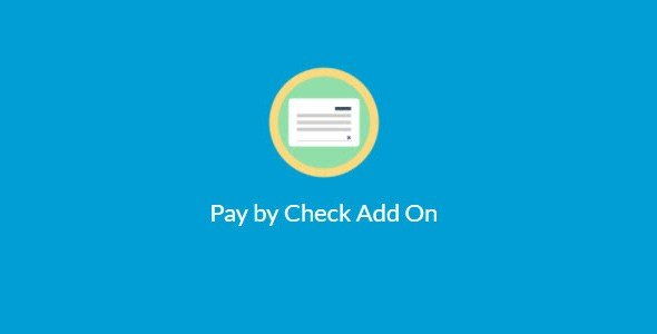 Paid Memberships Pro – Pay By Check Add On