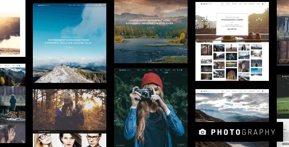 Photography – Responsive Photography Theme