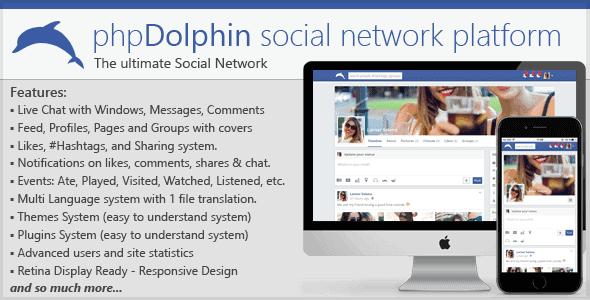 Phpsocial – Social Network Platform