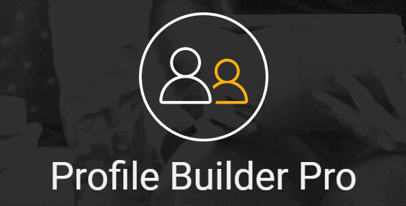 Profile Builder Pro – Wordpress Profile Plugin