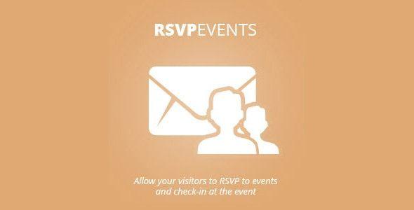 Eventon: Rsvp Events