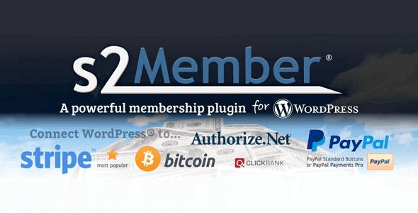 S2Member Pro – A Powerful Membership Plugin For Wordpress