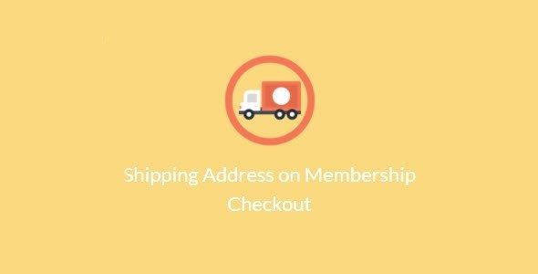 Paid Memberships Pro – Shipping Address On Membership Checkout
