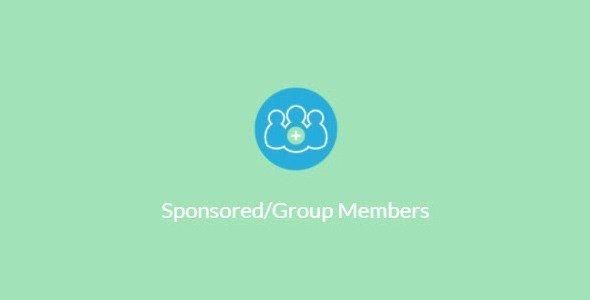 Paid Memberships Pro – Sponsored/Group Members