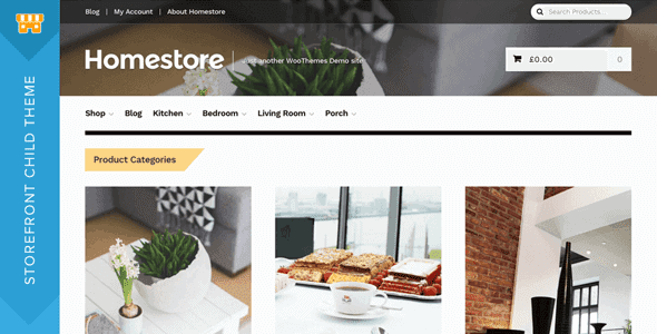Storefront Homestore