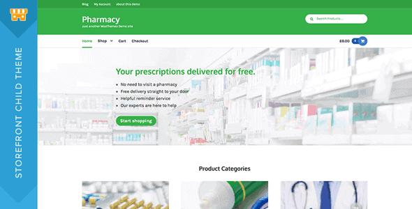 Storefront Pharmacy