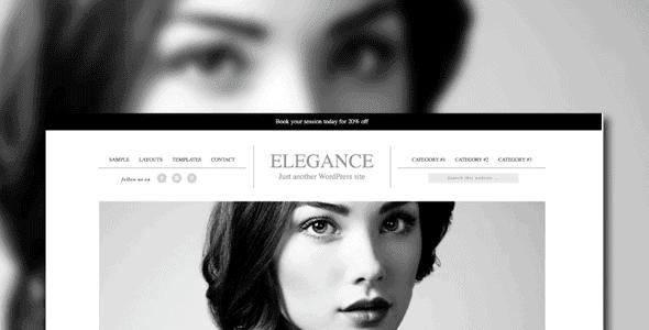 Studiopress Elegance Theme