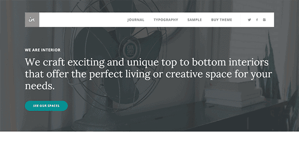 Studiopress Interior Pro