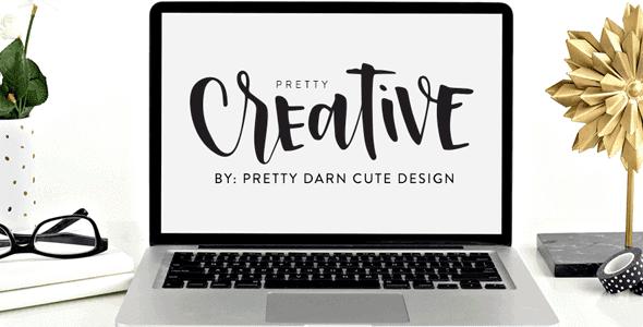 Studiopress Pretty Creative