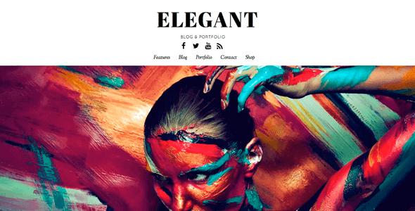 Themify Elegant – WordPress Theme