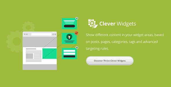 Thrive Themes Clever Widgets
