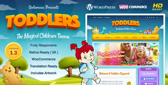 Toddlers – Kids