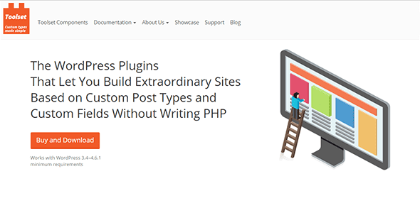 Toolset – The Easiest Way To Add Custom Types To Wordpress