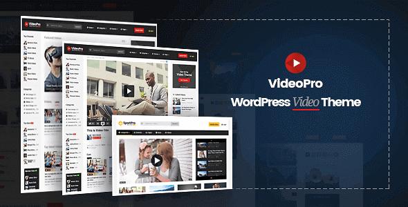 Videopro – Video Wordpress Theme