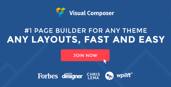 Visual Composer – Page Builder For Wordpress