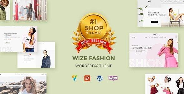 Wizestore – Woocommerce Multipurpose Responsive Wordpress Theme