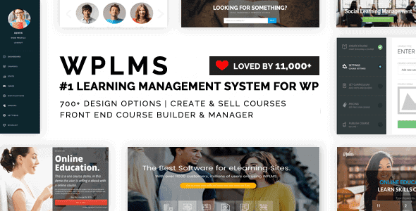Wplms – Learning Management System
