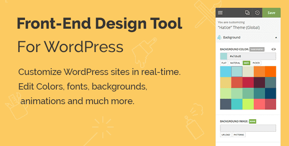 Yellow Pencil – Visual Customizer For Wordpress