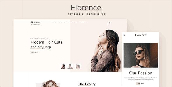 Yootheme Pro Florence