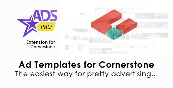 Ads Pro Cornerstone Extension - Ad Templates
