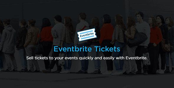 The Events Calendar Eventbrite Tickets